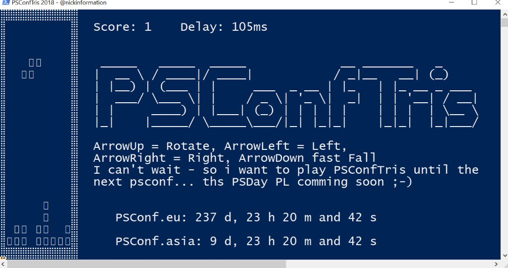 Andreas Nick - A Simple On Screen Keyboard In PowerShell